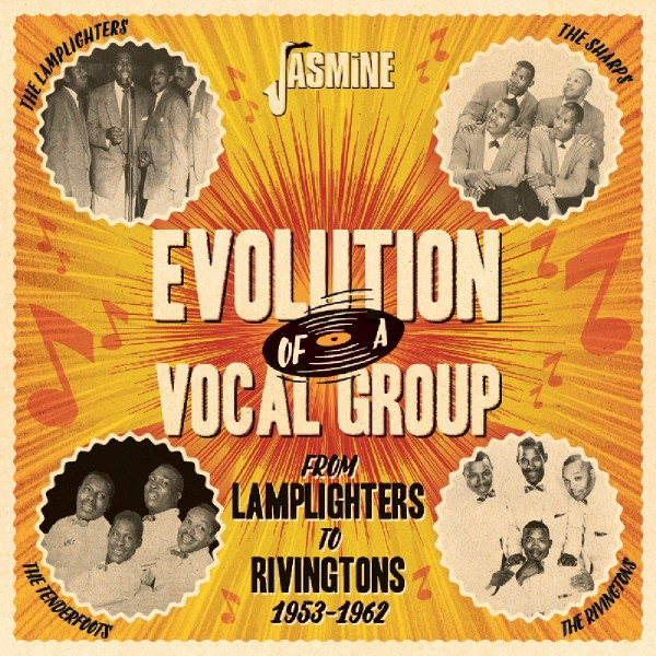 Evolution of a Vocal Group (2-CD)