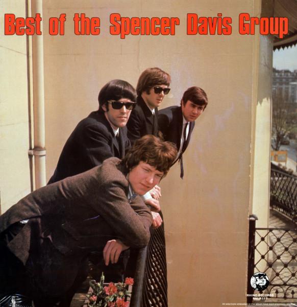 Best Of The Spencer Davis Group