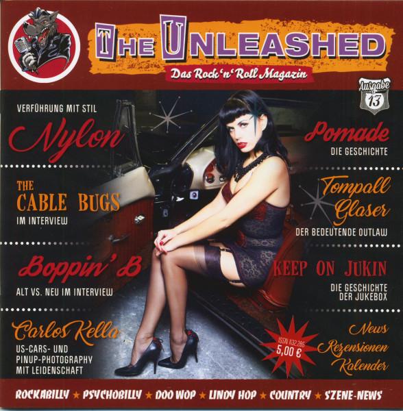 Das Rock'n'Roll Magazin - Ausgabe 13 - Februar-März-April 2018