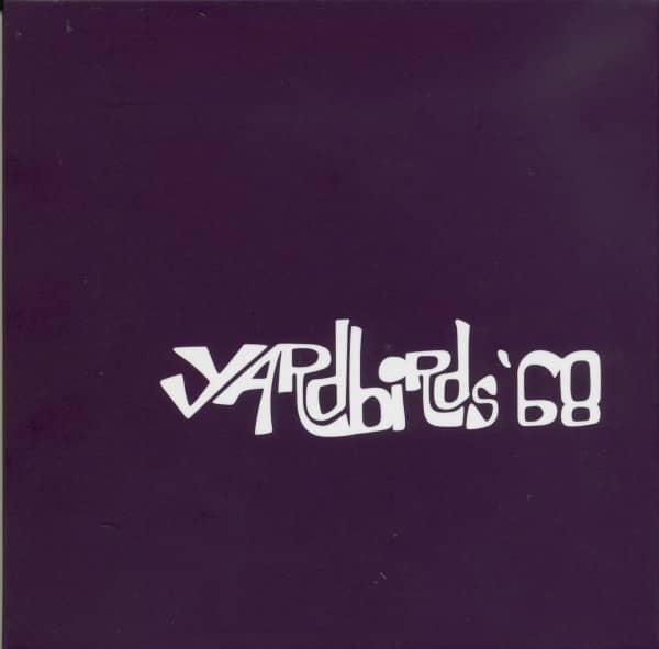 Yardbirds '68 (2-CD)