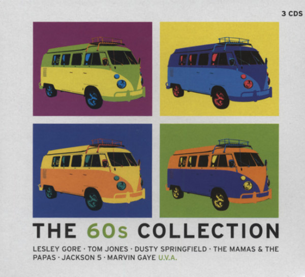 The 60s Collection (3-CD)