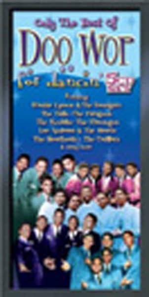 Only The Best Of Doo Wop For Dancing (5-CD)