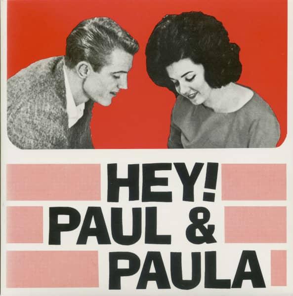 Hey! Paul & Paula (7inch, 45rpm, SC, PS, EP)