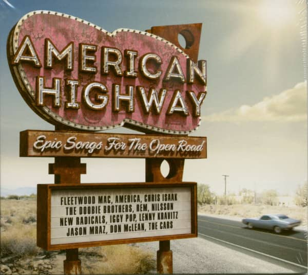 American Highway - Epic Songs For The Road (3-CD)