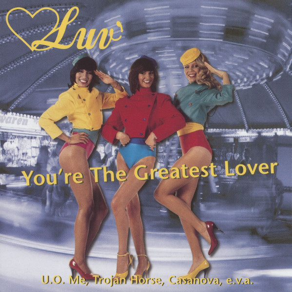 You're The Greatest Lover - Best