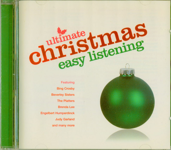 Ultimate Easy Listening Christmas