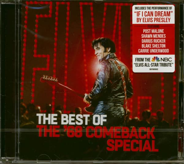 The Best Of The '68 Comeback Special (CD)