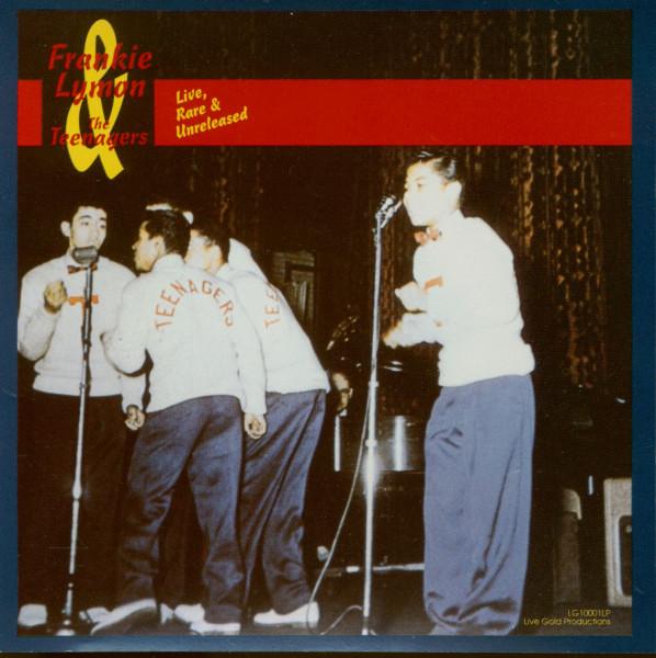 Live, Rare & Unreleased (CD)