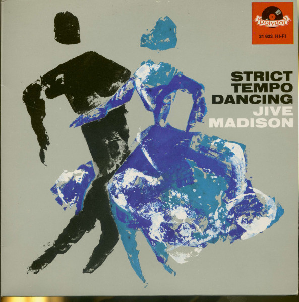 Strict Tempo Dancing - Jive & Madison (7inch, 45rpm, EP, PS)
