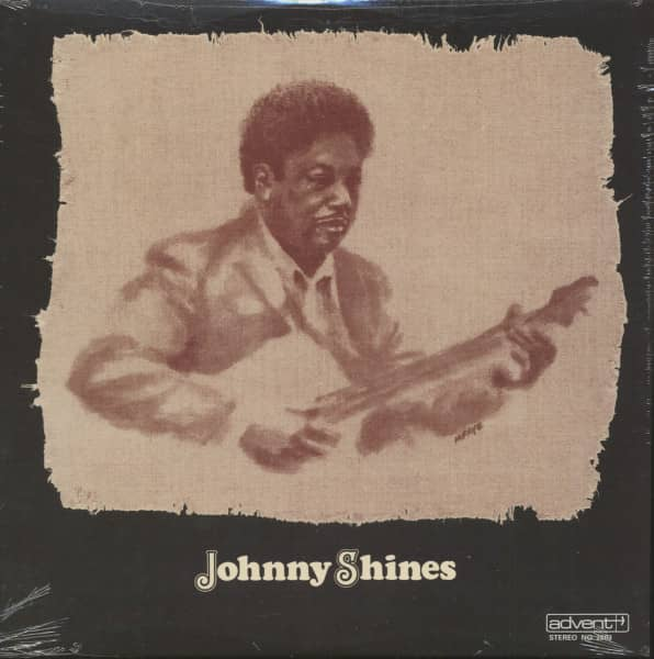 Johnny Shines (LP, 180g Vinyl)