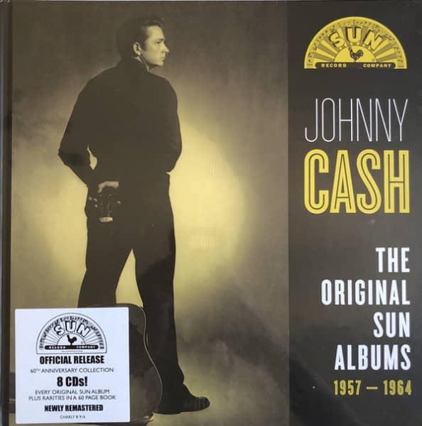 The Original Sun Albums 1957-1964 (8-CD)