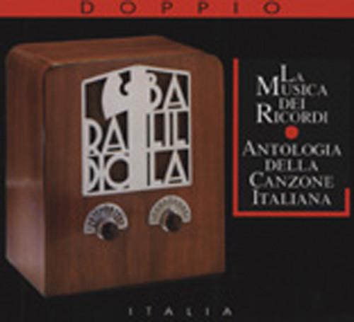 Antologia Della Cancone Italiana (2-CD)