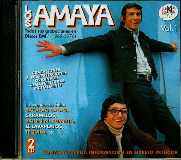 Todas Sus Grabaciones En Discos EMI, Vol.1 (2-CD)