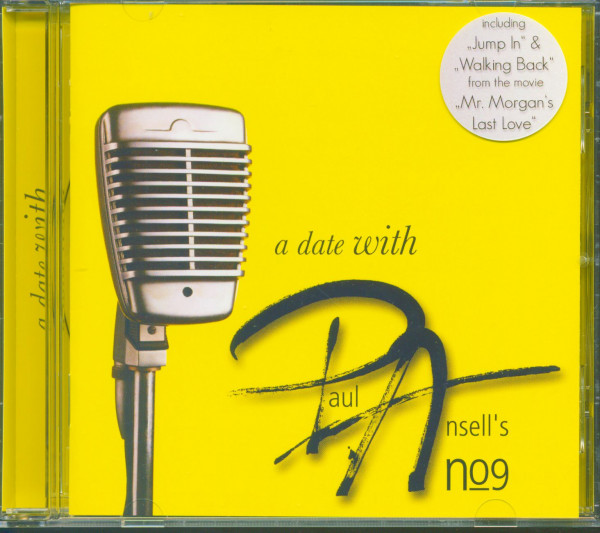 A Date With Paul Ansell's No.9 (CD)