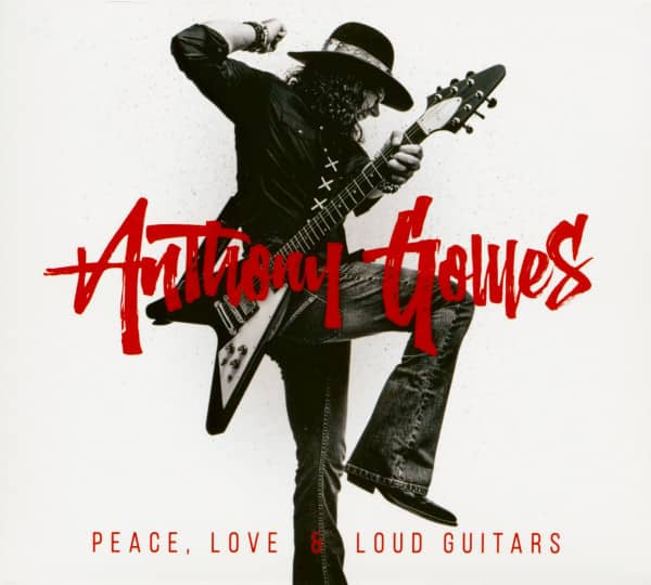 Peace, Love & Loud Guitars (CD)
