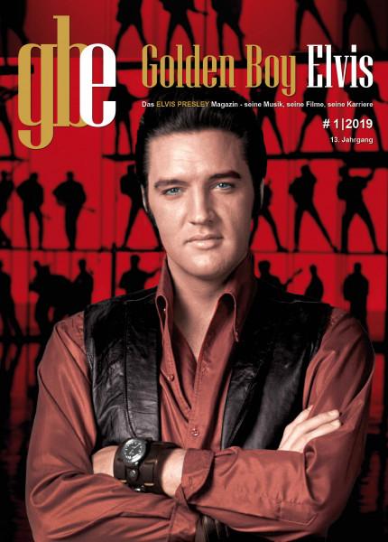Golden Boy Elvis - Fachmagazin 1-2019