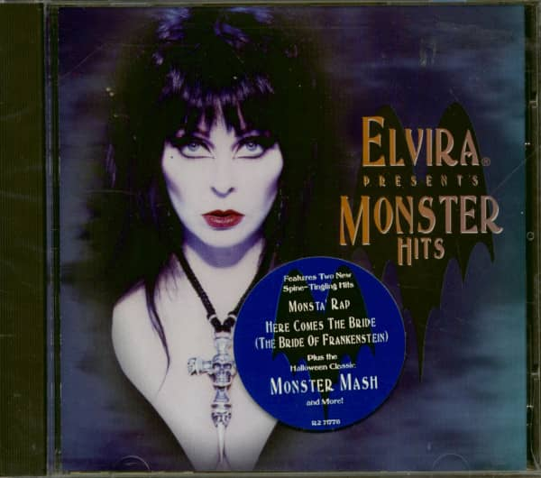 Elvira Presents - Monster Hits (CD)