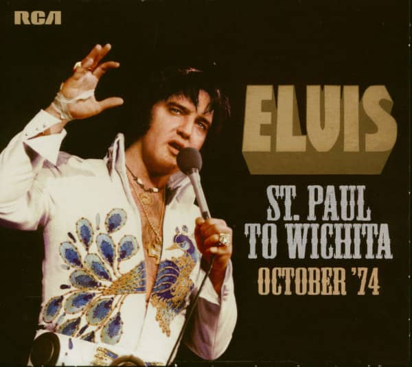 St.Paul To Wichita - October '74 (2-CD)