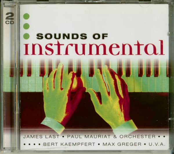 Sounds Of Instrumental (2-CD)