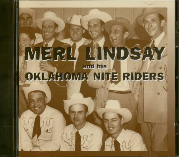 And His Oklahoma Nite Riders 1946-52 (CD)