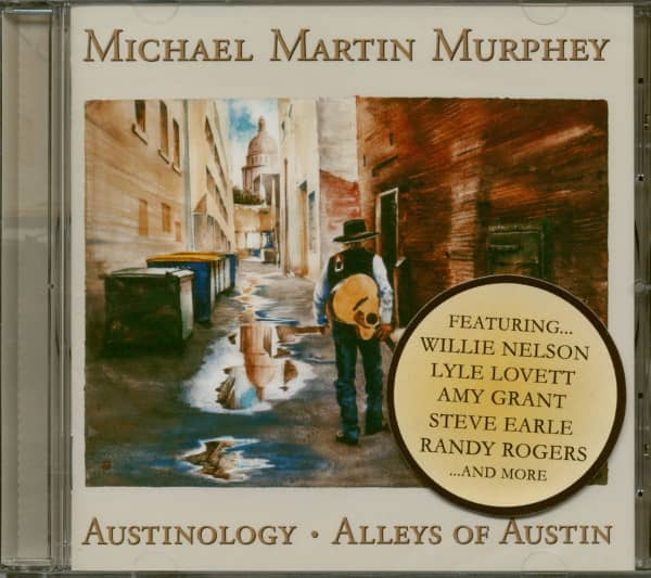 Austinology - Alleys Of Austin (CD)