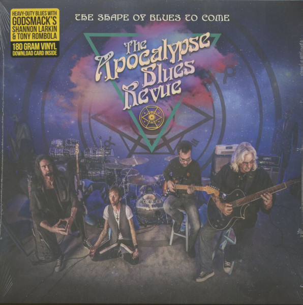 The Shape Of Blues To Come (LP,180g Vinyl)
