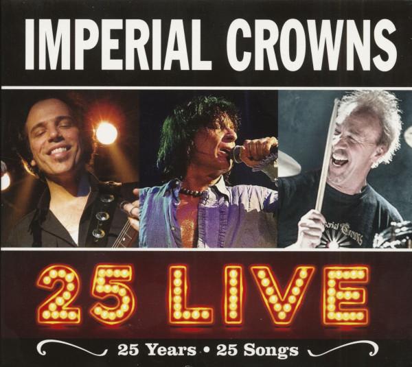 25 Live (2-CD)