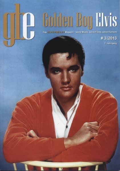 Golden Boy Elvis - Fachmagazin 3-2013