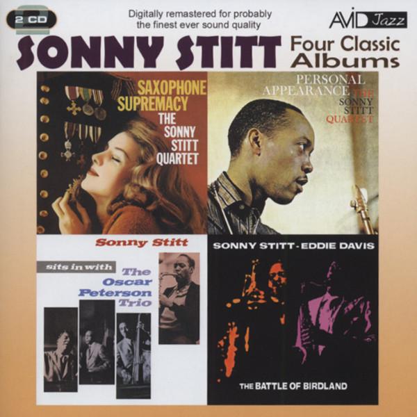 Four Classic Albums (2-CD)
