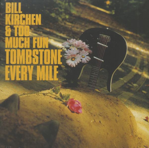 Tombstone Every Mile (LP)
