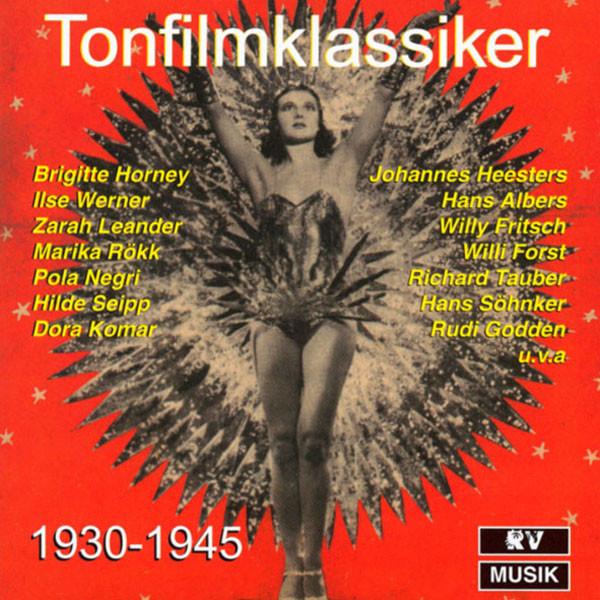 Tonfilmklassiker 1930-1945 (2-CD)