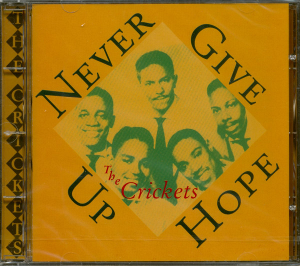 Never Give Up Hope (CD)