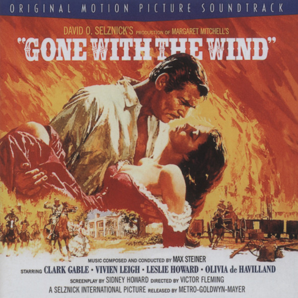 Gone With The Wind (1939) - Orig. Soundtrack