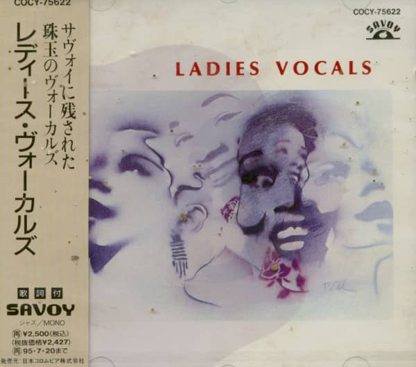 Ladies Vocals (CD)
