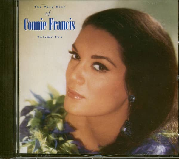The Very Best Of Connie Francis, Vol.2 (CD)