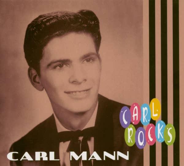 Carl Mann - Carl Rocks
