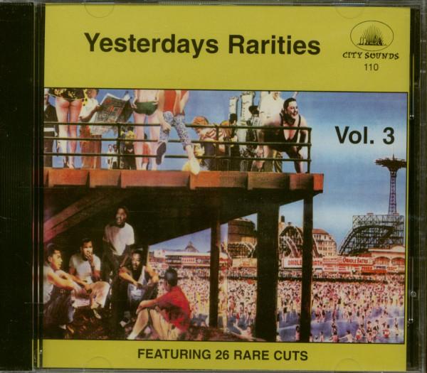 Yesterdays Rarities Vol.3 (CD)