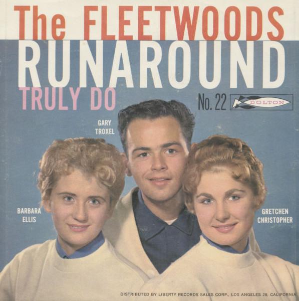 Runaround - Truly Do (7inch, 45rpm, PS)