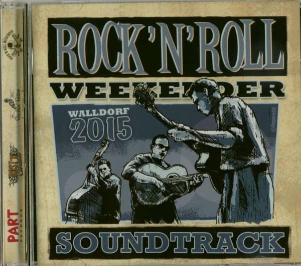 Rock'n'Roll Weekender Soundtrack 2015