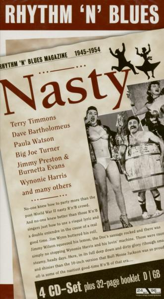 Nasty Rhythm & Blues (4-CD)