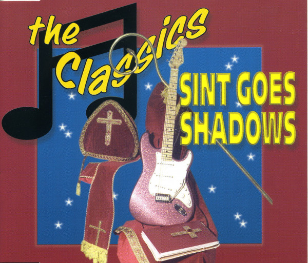 Sint Goes Shadows (CD, EP)