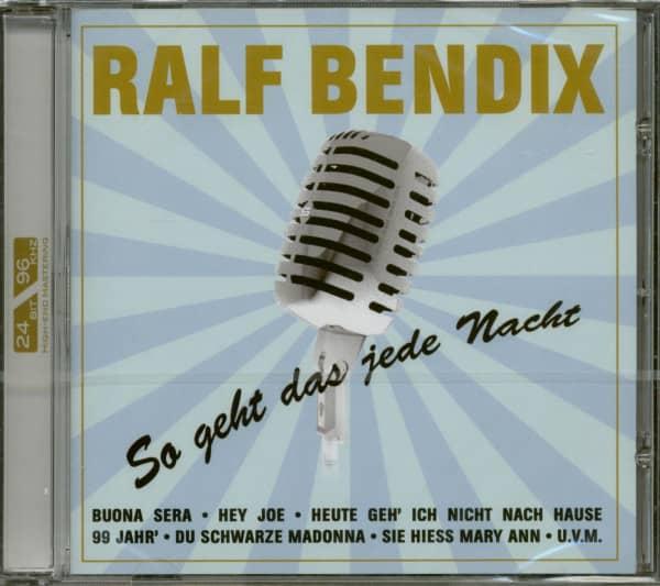 So Geht Das Jede Nacht (CD)