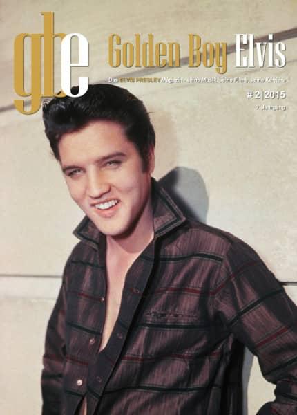Golden Boy Elvis - Fachmagazin 2-2015
