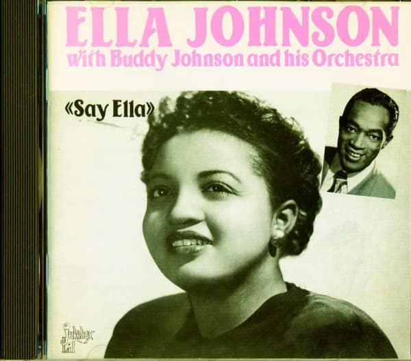 Say Ella - with Buddy Johnson & His Orchestra (CD)
