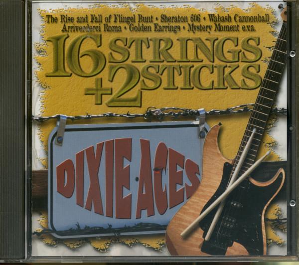16 Strings & 2 Sticks (CD)