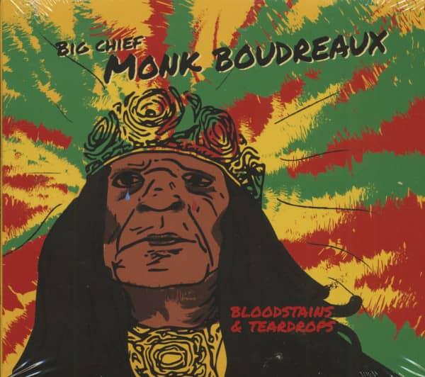 Bloodstains & Teardrops (CD)
