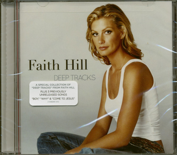 Deep Tracks (CD)
