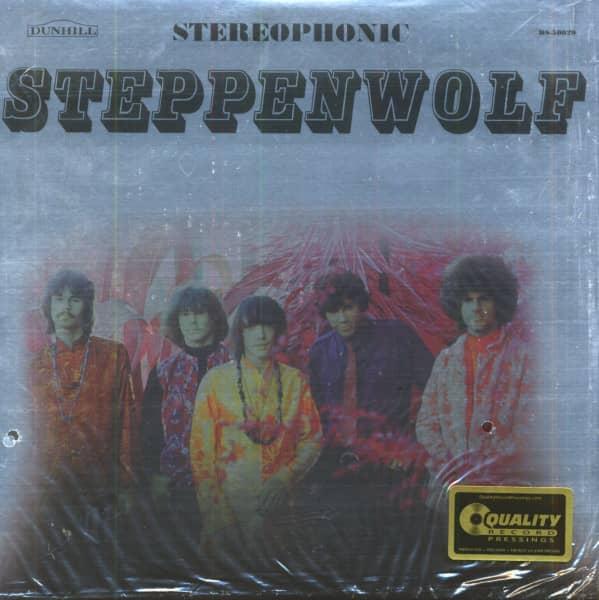 Steppenwolf (LP, 180g Vinyl, Ltd.)