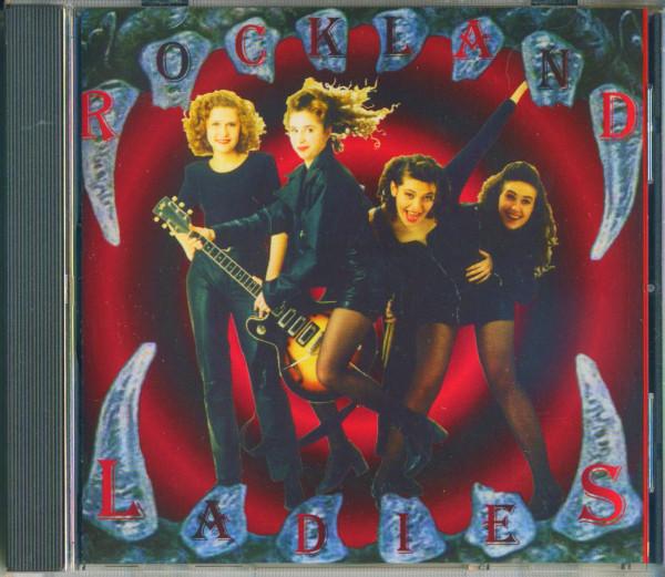 Introducing The Rockland Ladies (CD Album)