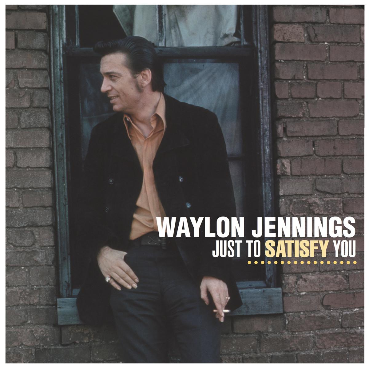 Waylon Jennings - Just To Satisfy You - 180g Vinyl